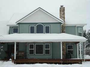 complete home build from the ground up by bragg construction