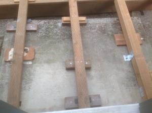 Custom Cedar Deck In Gladstone Oregon