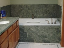 Lake Oswego Granite Bathroom Remodel