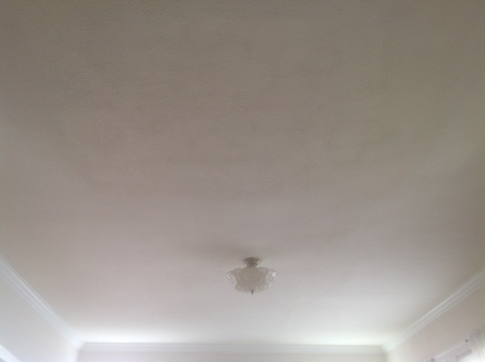 Portland Oregon completed ceiling
